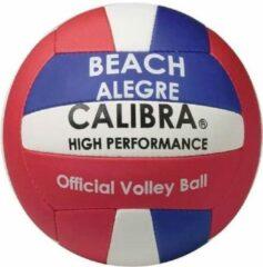 Calibra Beachvolleybal Alegre Rood/blauw Maat 5