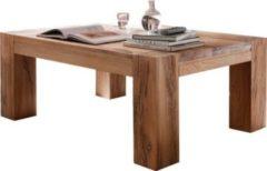 Möbel Ideal Couchtisch Braxton 120x70 in Eiche massiv natur geölt