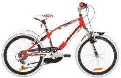 20 Zoll Jungen Fahrrad Atala Bad Boy Atala rot-schwarz