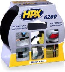HPX Pantsertape zwart 48 mm x 5 mtr
