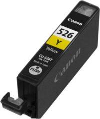 Inktweb huismerk Canon CLI-526 - Inktcartridge / Geel