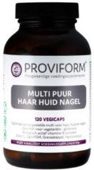 Proviform Multi puur huid haar nagel 120 Vegacaps