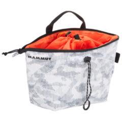 Mammut - Magic Boulder Chalk Bag X - Pofzakje maat One Size, grijs