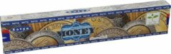 Merkloos / Sans marque Wierookstokjes Satya Money (los pakje van 15 gram)