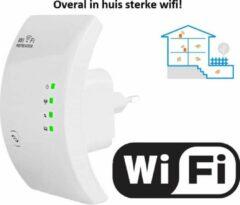 Witte Living Needs Wifi Versterker – Wifi Repeater – Wifi Versterker stopcontact.
