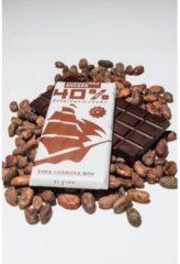 Chocolatemakers Tres Hombres 40% Met Zeezout Bio (85g)