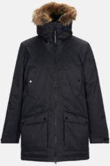 Zwarte PEAK PERFORMANCE LOCAL PARKA MAN