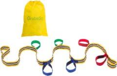 Rode Grab & Go kinder wandelkoord / evacuatiekoord | 6-kids