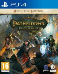 Deep Silver Pathfinder - Kingmaker Definitive Edition - PS4