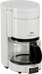 Braun Aromaster KF47 - Koffiezetapparaat - Wit