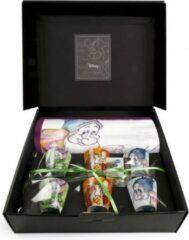 Egan Disney cadeauset 18 espresso shots 6 stuks + onderlegger
