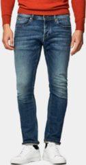 McGregor Slim fit jeans in donker blauwe vintage wassing voor Heren - Denim Dark Blue Vintage Wash - 32-32