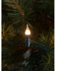 Konstsmide Kerstboomverlichting met 30 vlamvormige kaarslampen outdoor