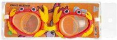 Rode Merkloos / Sans marque Zwembril - Chloorbril - Dieren - 3 tot 10 jaar - Krab