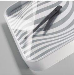 B-Ware Sigel Design Wanduhr Opta artetempus WU120 Uhr Bürouhr Quarzuhr
