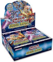 Konami Yu-Gi-Oh Genesis Impact Booster Box