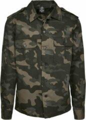 Urban Classics Overhemd -XL- US Groen