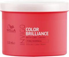 Wella Professionals Wella - Invigo - Color Brilliance - Mask for Fine and Normal Hair - 500 ml