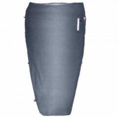Grüezi Bag - Feater maat 200 cm, blauw/grijs