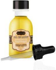 Kama Sutra Kamasutra Vanilla Creme - Likbare Olie - 22 Ml (22ml)