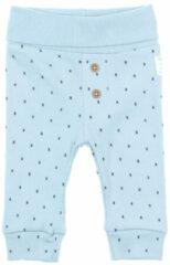 Feetje AOP Mini Person Broekje Blauw Mt. 50