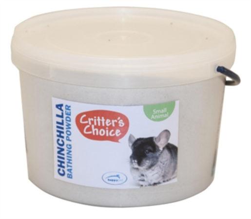 Afbeelding van Critter's Choice Chinchilla Badzand 4,5 kg