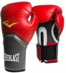 Everlast Vechtsporthandschoenen - Unisex - rood/grijs/wit