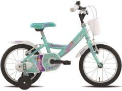 14 Zoll Mädchen Fahrrad Legnano Fatina Legnano aquamarin