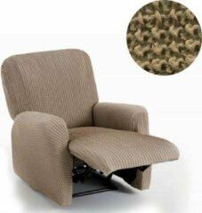 MeubelVisie Milos - voor uw relax fauteuil - 60cm tot 85cm breed - Beige