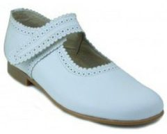 Witte Lage Sneakers Rizitos MERCEDES