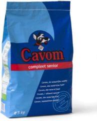 Cavom Compleet Senior Rund&Vlees - Hondenvoer - 5 kg