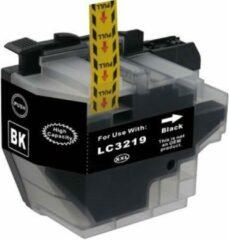 Inkmaster cartridge LC-3219 XL BK zwart voor Brother MFC-J5330DW Brother MFC-J5330DW XL Brother MFC-J5335DW Brother MFC-J5730DW Brother MFC-J5830DW Brother MFC-J5930DW Brother MFC-J6530DW Brother