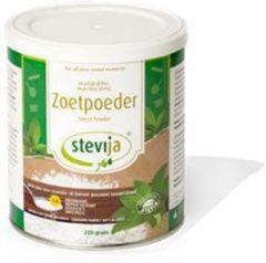 Stevija Stevia zoetpoeder 220 Gram