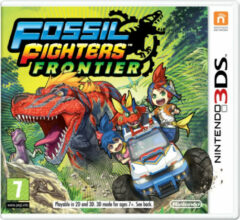 Nintendo Fossil Fighters, Frontier - 2DS + 3DS