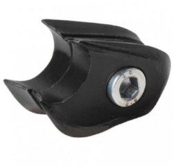 Grijze Edelrid - Accelerator - Extra gewicht grijs