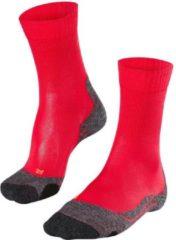 Falke - Women's TK2 Cool - Wandelsokken maat 41-42, rood