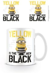 Hole In The Wall Despicable Me 3: Yellow Is The New Black Mug