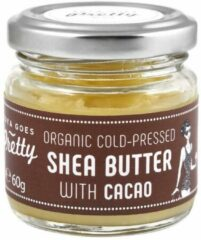 Zoya Goes Pretty Organic Cold Pressed Shea Body Butter met Cacao - 60 gram
