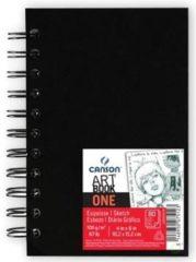 Canson schetblok Art book One 80 vellen 10,2 x 15,2 cm