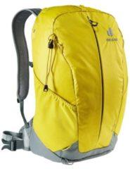 Deuter - AirComfort Lite 23 - Wandelrugzak maat 23 l, geel/oranje