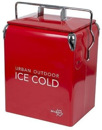 Afbeelding van Rode Bo-Camp Urban Outdoor Bo-Camp - Urban Outdoor - Koelbox - Greenwich - Rood