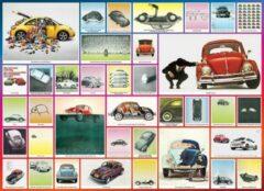 Eurogra Puzzel 1000 stukjes - The VW Beetle
