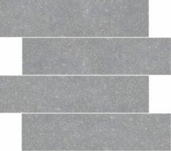 Jabo Belgium Pierre wandtegel grey 15x60 gerectificeerd