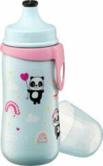 Babylove kinderen Sportfles Panda 330ml