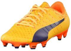 Fussballschuhe evoPOWER Vigor 3 FG 103956-01 Puma Ultra Yellow-Peacoat-Orange Clown Fish