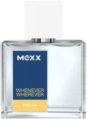 Mexx Whenever Wherever Man 30 ml - Eau de Toilette - Herenparfum