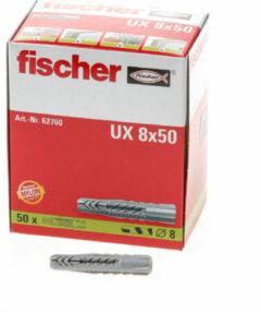 Fischer fietsen Fischer 77890 Universele pluggen UX 6 x 50 50 stuks