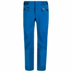 Mammut - Nordwand Pro Hardshell Pants - Wandelbroek maat 48 - Regular, wit/grijs/zwart/olijfgroen/zwart/olijfgroen/rood/zwart/olijfgroe