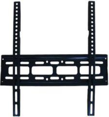 Zwarte BELIFE Universele TV Muurbeugel 26 tot en met 65 Inch Muur Steun Ophang Beugel - Wandhouder