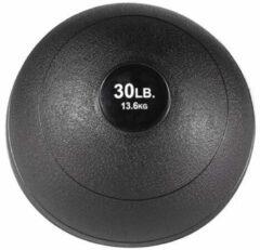 Zwarte Body-Solid Slam Balls - 30 Lb - 13,6 kg